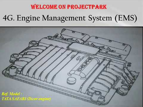 Engine Management System (EMS) | presentation | Mechanical/Automobile Engineering