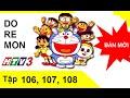 Phim hoạt hình Doremon tiếng Việt lồng tiếng tập 106,107,108 (HTV3)