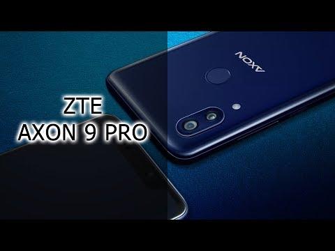 Обзор ZTE Axon 9 Pro
