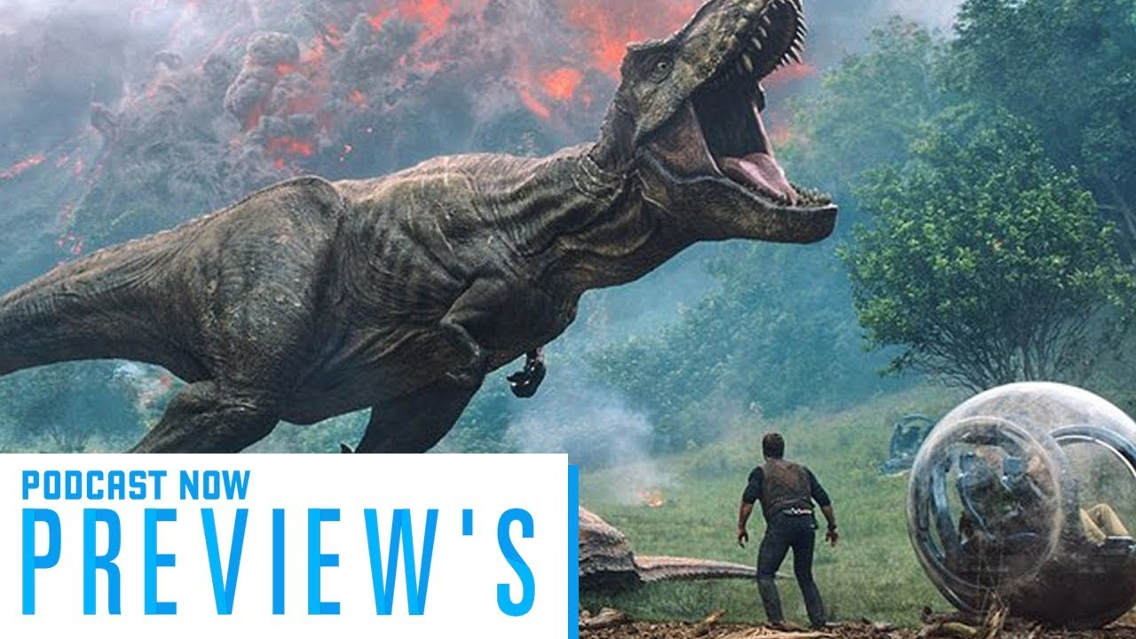 Jurassic World: Fallen Kingdom Preview