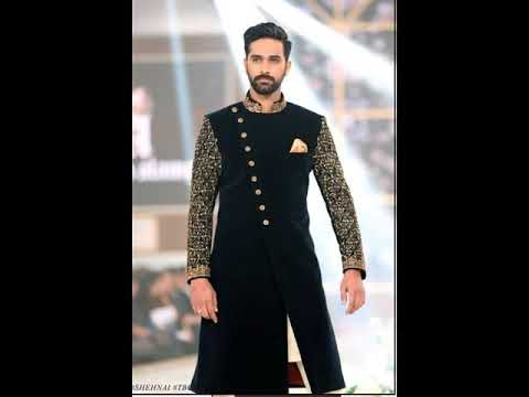 latest sherwani designs 2017