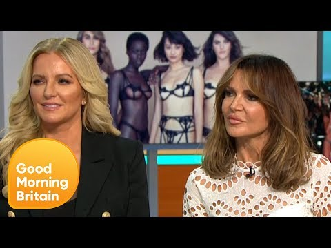 Victoria's Secret Launch New Plus-Size Campaign but Can Plus-Size Be Sexy? | Good Morning Britain