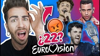 😡¿PERDONA?😡 *FINAL EUROVISION 2019* ¡INJUSTICIA! | MALBERT