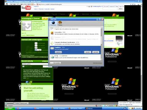 Firefox 2 Addons (Portable Version)