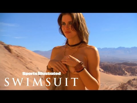Zoe Duchesne Soaks Up The Sun In Chile | Sports Illustrated Swimsuit