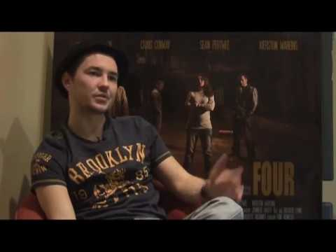 Industry Trust interview with Sean Pertwee and Martin Compston