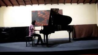 Mariana Rocchietti, F.Chopin Polonesa op.40 No.1 (Militar)