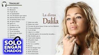 Dalila    Grandes Exitos Enganchados