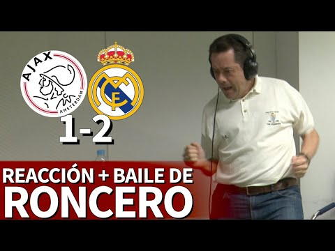 Ajax 1- Real Madrid 2 | Roncero Y Su Baile Del Triunfo En El 1-2 De Asensio: Insuperable | Diario AS