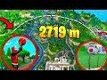 *NEW*  2791M WORLD RECORD LONGEST BASKETBALL SHOT in Fortnite..!