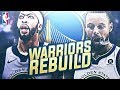 Anthony Davis Traded For Klay Thompson And Draymond Green! Golden State Warriors Rebuild!