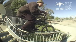 "TREV ""MAGS"" WELCOME TO ANIMAL BIKES (BMX)"
