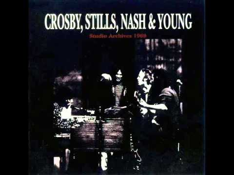 Crosby, Stills, and Nash - Unreleased Studio Recordings - How Have You Been