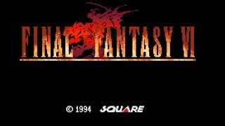 Final Fantasy VI: Brave New World (Mod) (1) - LLG Run - The Start of a Very Long Road