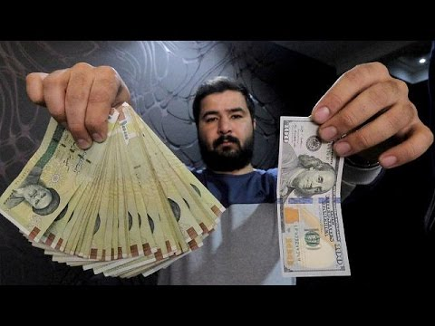 Why Iran's rial hit an all-time-low against the US dollar