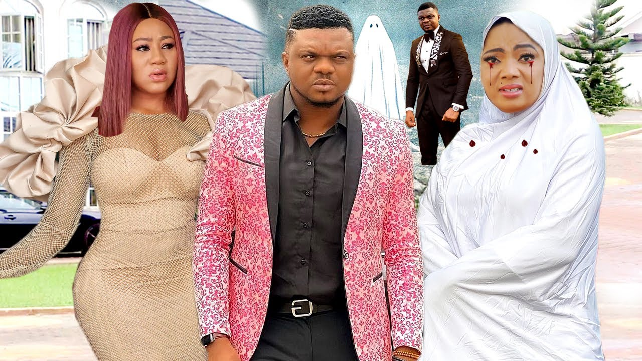 Download HOW THE GHOST WIFE OF A BILLIONAIRE HAUNTED THE BEAUTIFUL MAIDEN COMPLETE MOVIE(KEN ERICS)2021 MOVIE