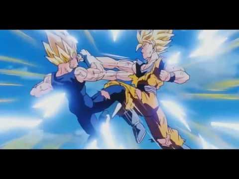 XXXTENTACION #SippinTeaInYoHood  Goku VS Vegeta REUPLOAD