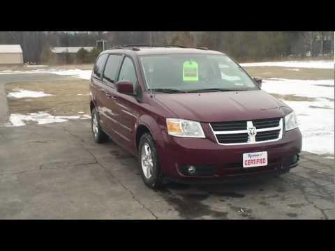 2009 Dodge Grand Caravan For Sale at Koehne Chevy, Marinette, WI