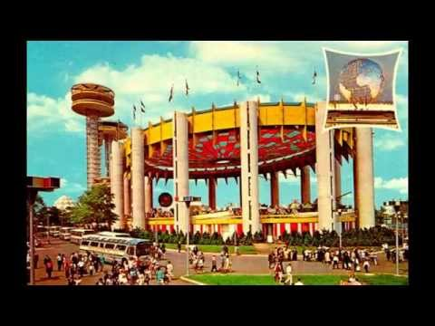 Flushing Meadows Park New York.. A Journey.