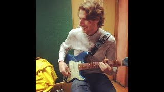 Andy Vickery Guitarist