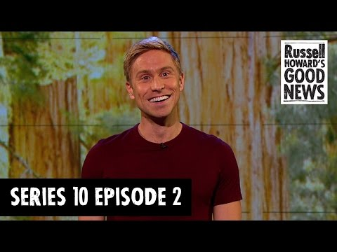 Russell Howard's Good News - Series 10, Episode 2