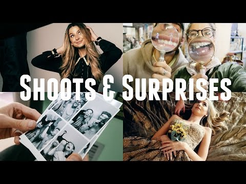 SHOOTS AND SURPRISES