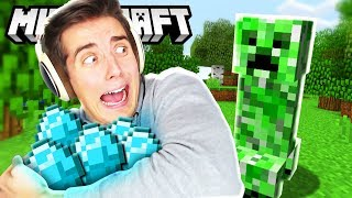 Denis Sucks At Minecraft - Episode 1
