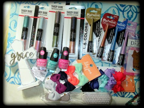 Dollar Tree Haul!! -NEW BEAUTY & DECOR & MORE!!- (May2019)
