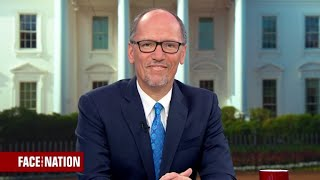 """DNC Chair Tom Perez says """"democracy is on the ballot"""" for 2018 midterms"""