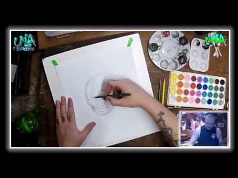"UKLA Studios presents;  ""Art Live!"" Movie thumbnail"