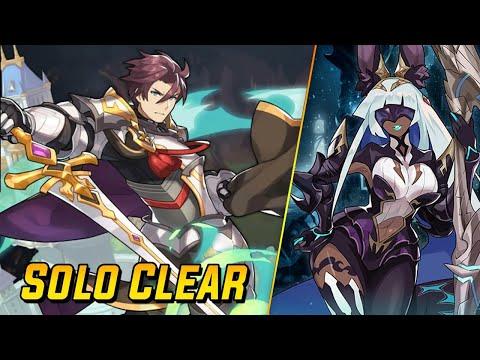 Gala Leif Showcase: Expert Ciella Solo Clear (02:24) | Dragalia Lost