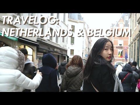 All the sweet stuff! | #TRAVELOG (NETHERLANDS & BELGIUM)