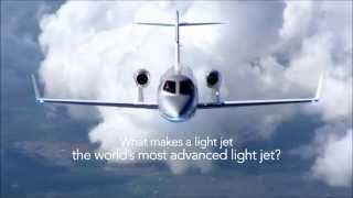 HondaJet - the world's most advanced light jet
