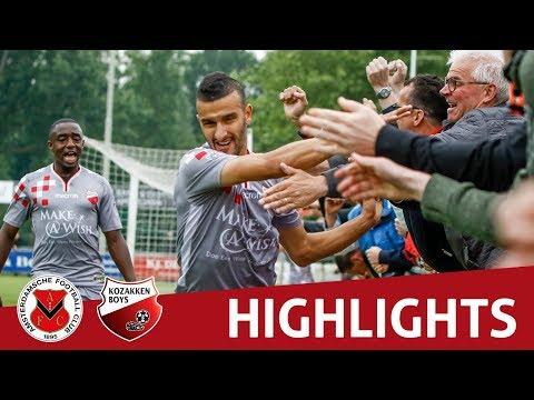 Highlights AFC - Kozakken Boys 17/18 - Kozakken Boys TV