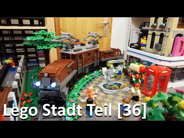 Lego Stadt Teil [36] - Das Krokodil (10277)