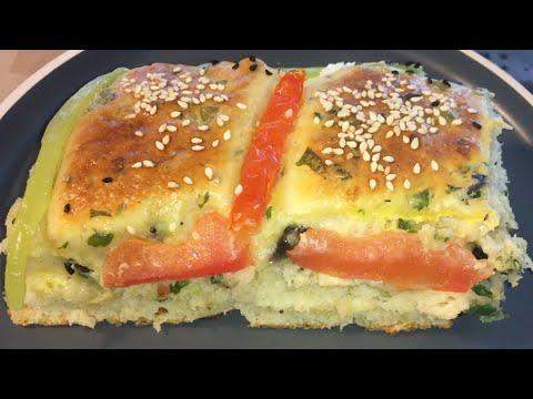recette-simple-et-délicieuse:-pain-garni.