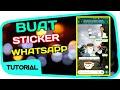 Stiker Whatsapp ! Cara Membuat Sticker WA Sendiri