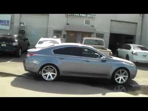 "877-544-8473 20"" Inch Rohana RC7 Machine Silver Wheels 2012 Acura TL Review Rims Free Shipping"