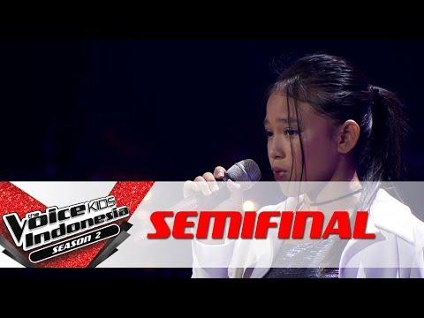 Anneth 'It's a Man's Man's Man's World'   Semifinal   The Voice Kids Indonesia Season 2 GTV