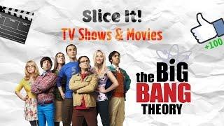 Slice It! Теория Большого Взрыва (TBBT) - лучшие моменты