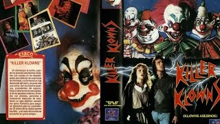 Payasos asesinos del espacio exterior (Killer Klowns from Outer Space) [1988] Trailer