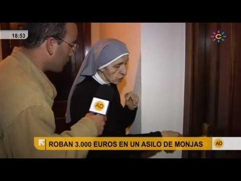 Roban 3.000 euros en un asilo