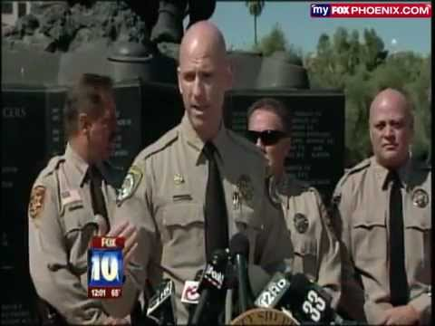 "Ten Arizona sheriffs call for Holder to step down over ""Fast and Furious"""