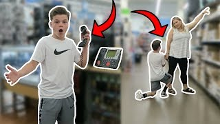 Video DOING YOUR DARES IN WALMART! *INTERCOM PRANK* download MP3, 3GP, MP4, WEBM, AVI, FLV November 2017