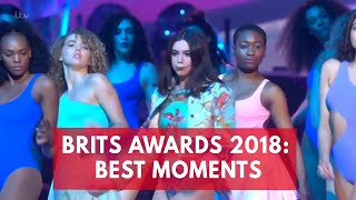 Stormzy and Dua Lipa win big at The Brit Awards