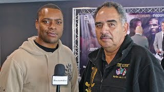 Abel Sanchez on Joshua US DEBUT, Fury DEAL, Khan v Crawford, Spence v Garcia