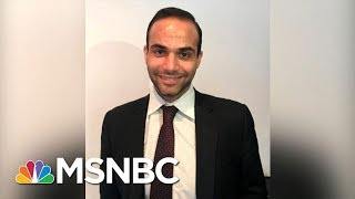 George Papadopoulos Discussed Getting Clinton E-Mails From Russian Govt. | Rachel Maddow | MSNBC thumbnail