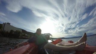NXP - Fishing in Drammen, Norway