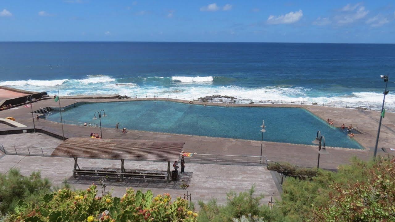 Bajamar piscinas naturales natural pools piscines - Piscine martianez tenerife ...