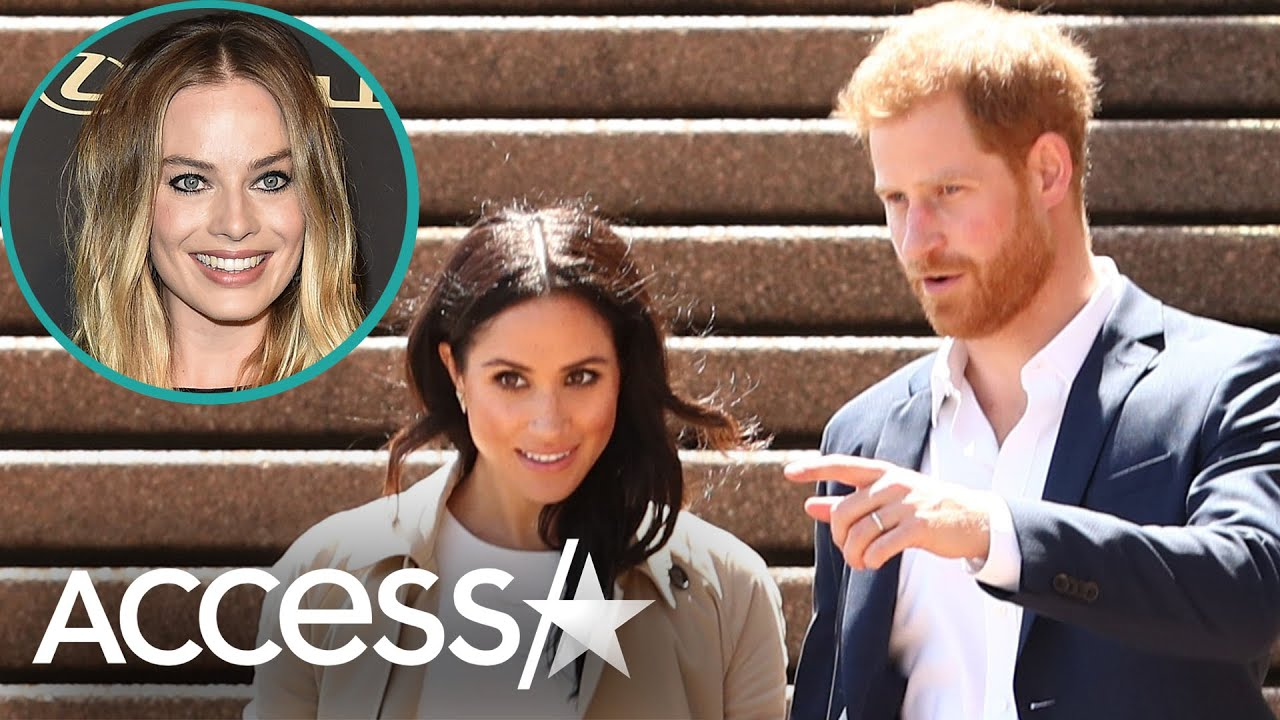 Meghan Markle And Prince Harry Score Dinner Invite From Margot Robbie